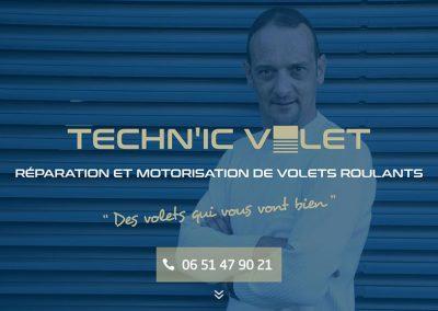 Techn'ic Volet